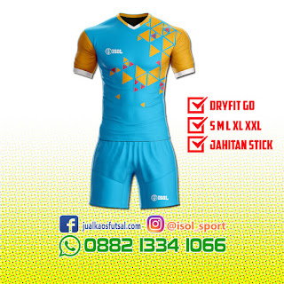 desain baju futsal keren