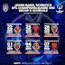 Live Streaming JDT Johor vs Nagoya Grampus ACL