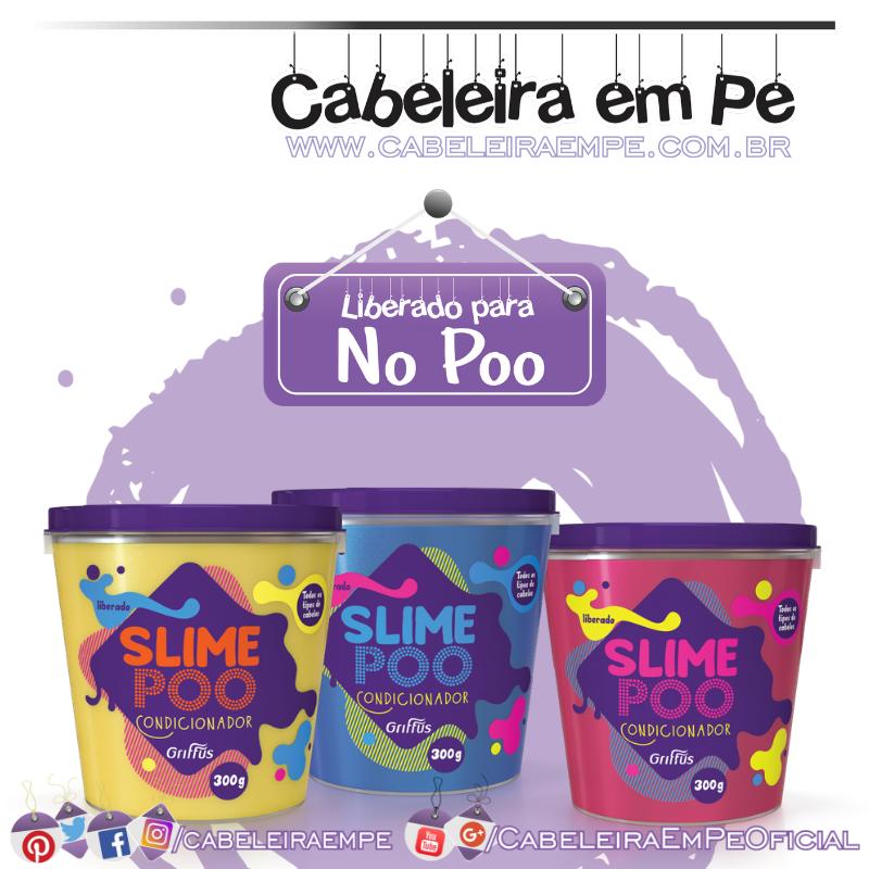 Condicionadores Slimepoo - Griffus (No Poo)