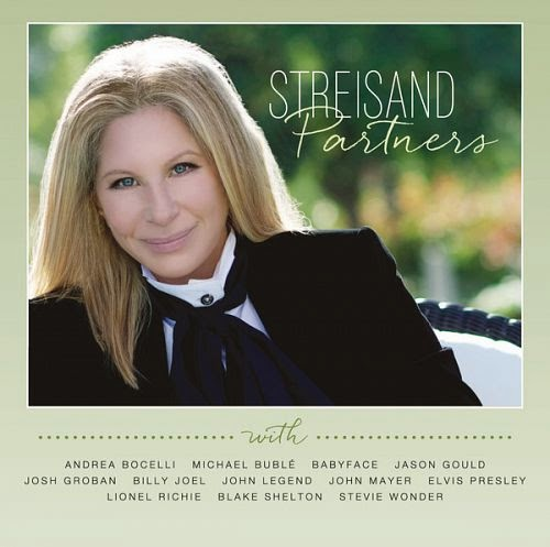 Barbra Streisand-Partners 2014