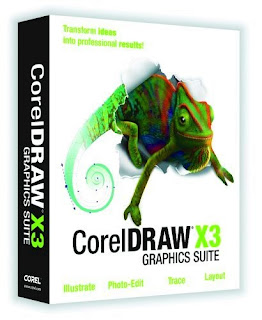 Download Gratis CorelDRAW X3 Full Version