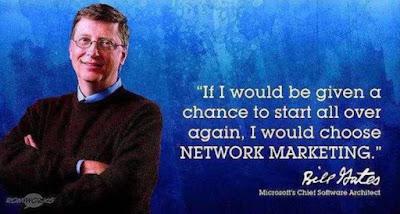 tips perniagaan network marketing