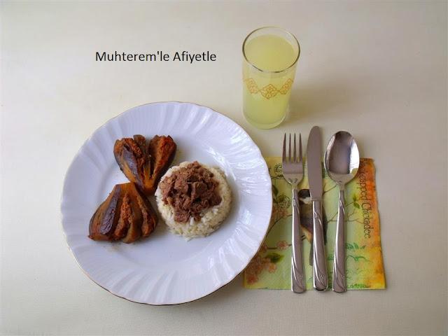 iftar için ana yemek önerisi