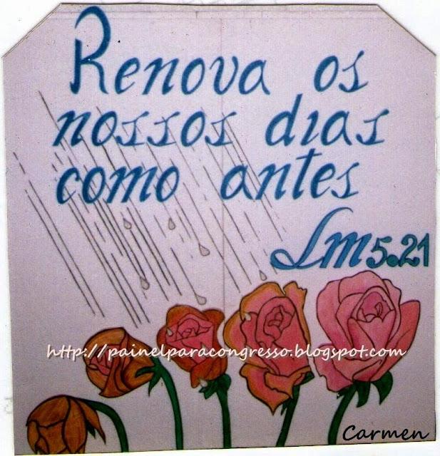 desenho de rosas   Congresso de adolescentes  /  2º Crônicas 7:1