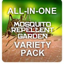 Mosquito Repellent Garden Variety Pack
