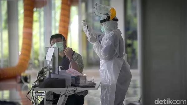 BOS GARUDA KELUHKAN TES PCR YANG LEBIH MAHAL DARI PESAWAT