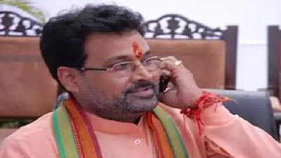 MP news : पूर्व मंत्री श्री लक्ष्मीकांत शर्मा के निधन