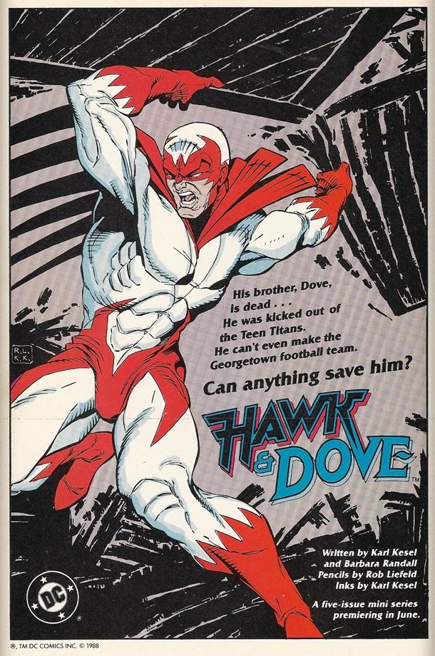 Les comics que vous lisez en ce moment - Page 25 Hawk%2Band%2Bdove%2Bmini%2B1988