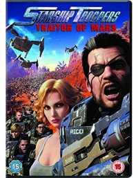Starship Troopers Traitor of Mars (2017) Hindi + English Full Movie Download