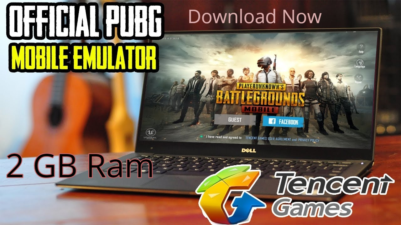 How to install Tencent Gaming Buddy in 2gb ram PC