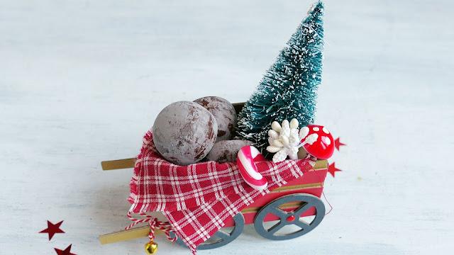 Christmas Wagon – Carretto di Natale – Futura Premana – Sizzix