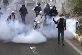 300 Warga Iran Tewas Minum Metanol demi Cegah Corona
