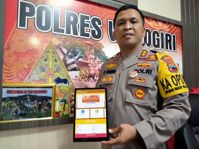 Polres Wonogiri Tingkatkan Pelayanan SIM dan SKCK