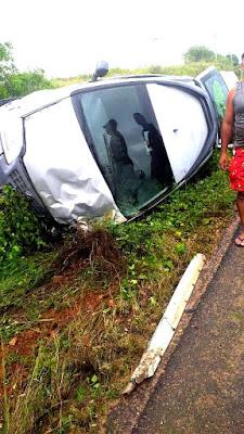 Em Pão de Açúcar/AL, acidente entre moto e carro deixa uma pessoa morta na AL-130