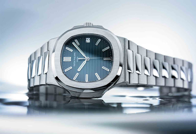 Patek Philippe Nautilus 5711/1A, now discontinued