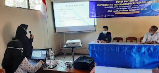PPMT Mahasiswa UNIMMA, Gelar Sosialisasi Pandemi di Desa Karangrejo