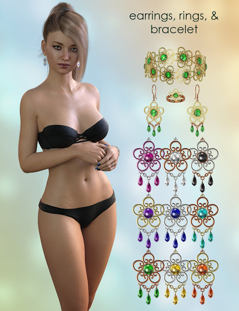FWSA Ginnifer HD for Victoria 7 and Her Jewelry