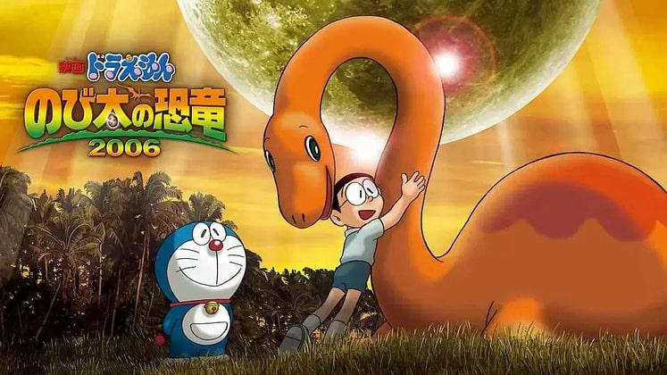 Doraemon The Movie Nobita's Dinosaur Hindi-Jap Dual Audio Download 480p, 720p & 1080p HD [REMASTERED]