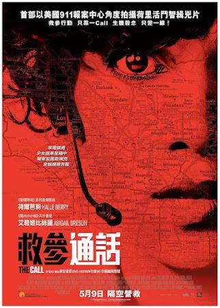 救參通話/絕命連線(The Call)poster