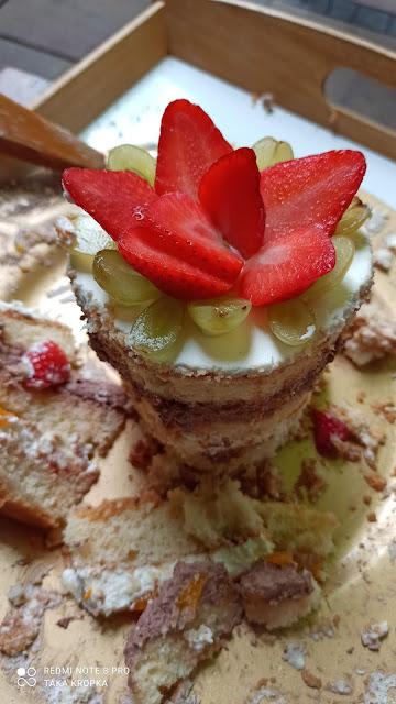 Przepis na tort urodzinowy