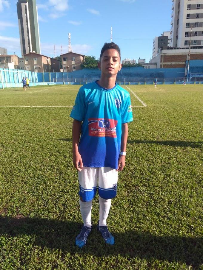 Atleta de São Paulo do Potengi é Destaque no Campeonato Estadual Sub 15 2019.