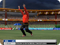 Screen Shot of PEPSI Indian Premier League 2013 Season 6 Game