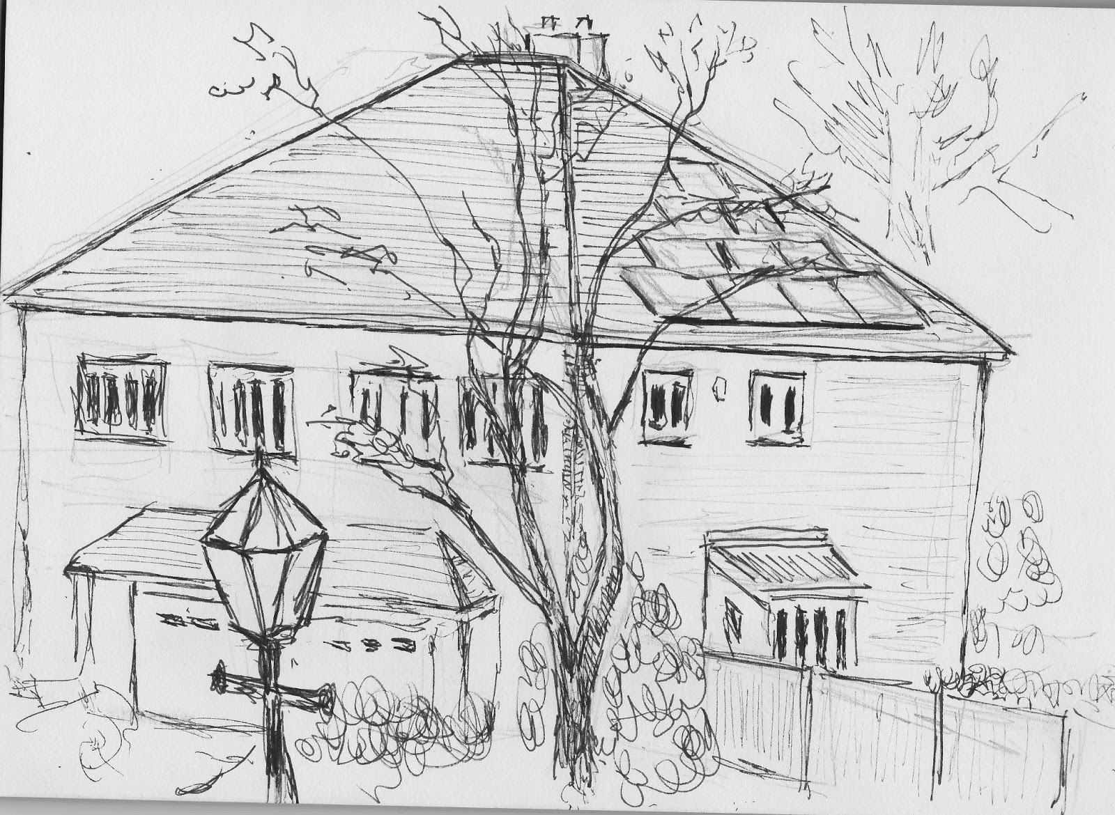Learning to draw: February 2013