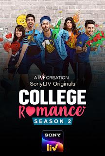 College Romance Web Series Seasons 2 480p 720p HD Download webseries club