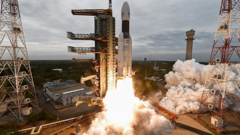 ISRO's Chandrayaan-2 was launched on July 22