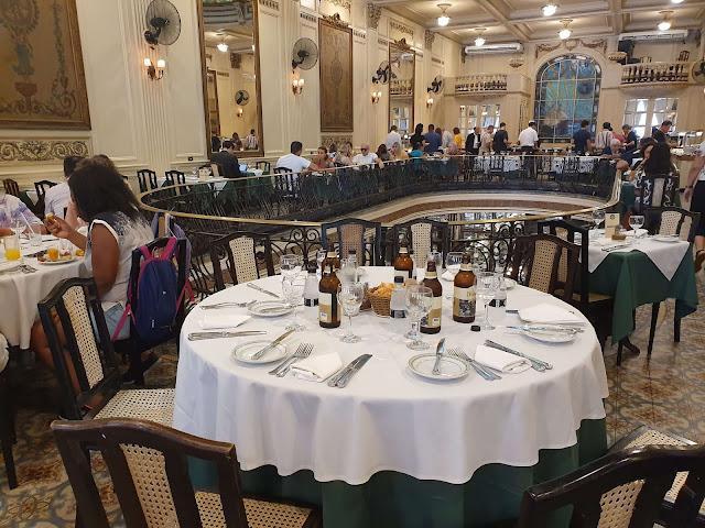 Blog Apaixonados por Viagens - Confeitaria Colombo - Rio de Janeiro