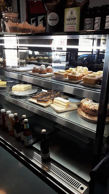 Ranges at Olinda Cafe Cakes