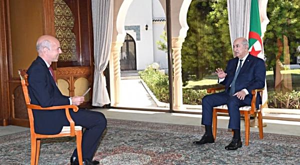 هذا  ما قاله رئيس الجمهورية بخصوص الأوضاع الراهنة والملفات الدولية