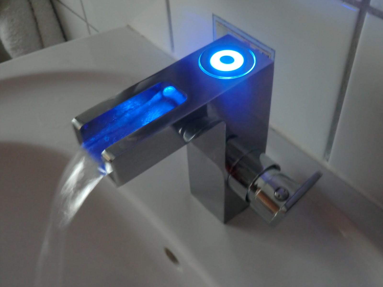 Gedanken Krimskrams: Wasserfall Im Badezimmer
