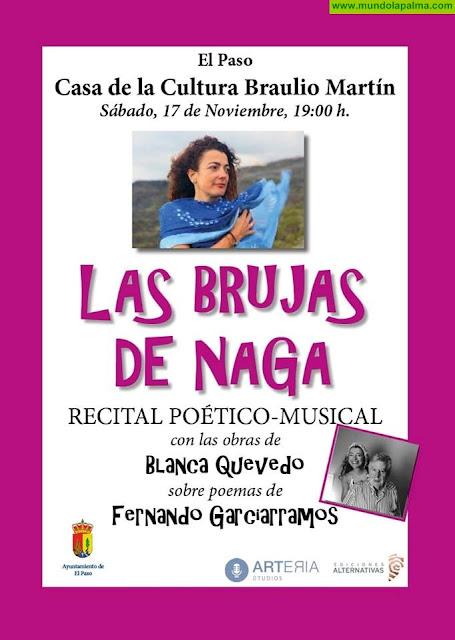 """Recital Poético-Musical """"Las Brujas de Naga"""""""