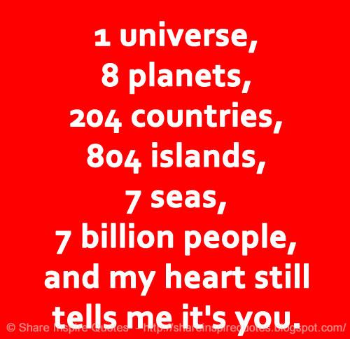universe 8 planets quote - photo #6