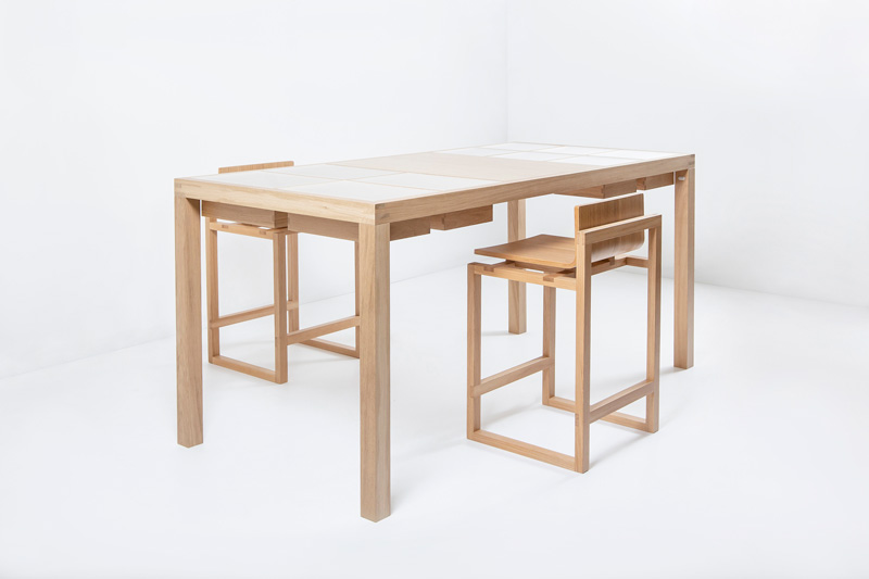 Workbench Collection di Laura Mrkša
