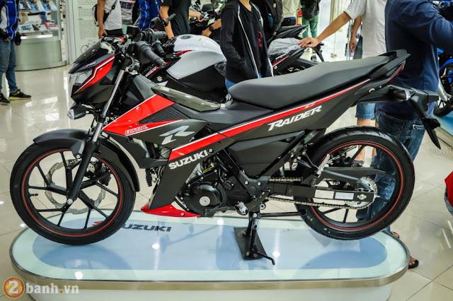chiem-nguong-ve-dep-suzuki-raider-150-fi-phien-ban-dac-biet