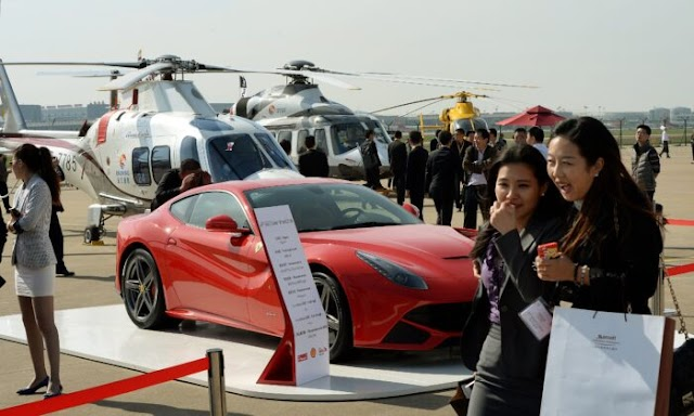China Tops List of Countries For Most Millionaires Moving Abroad: Report