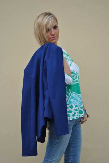 outfit blazer blu come abbinare il blazer blu abbinamenti blazer blu how to wear blue how to combinable blazer blue blazer outfit outfit blu outfit primaverili casual outfit maggio 2016 may outfit spring casual outfit mariafelicia magno fashion blogger color block by felym fashion blogger italiane fashion blog italiani fashion blogger milano blogger italiane blogger italiane di moda blog di moda italiani ragazze bionde blonde hair blondie blonde girl fashion bloggers italy italian fashion bloggers influencer italiane italian influencer