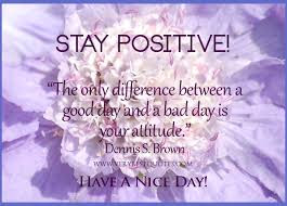 good morning quotes: the only difference between a good day