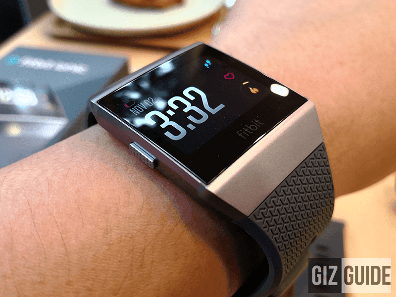 Fitbit launches the Ionic smartwatch in the Philippines, priced at PHP 15,690