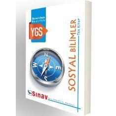 Sınav Dergisi YGS Sosyal Bilimler Tek Kitap