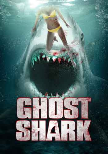 Ghost Shark 2013 480p 300MB BRRip Dual Audio [Hindi - English]
