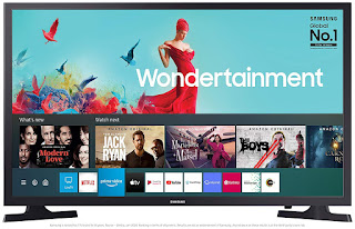 Samsung 80 cm (32 inches) Wondertainment Series HD