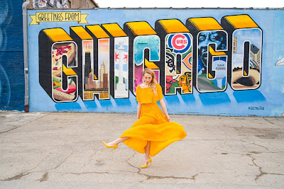 Chicago, wall art, walls
