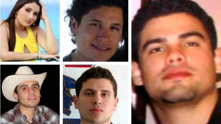 """El ex líder del CDS ha reconocido a diez hijos de tres mujeres; Quiénes y cuántos son los hijos de Joaquín """"El Chapo"""" Guzmán"""