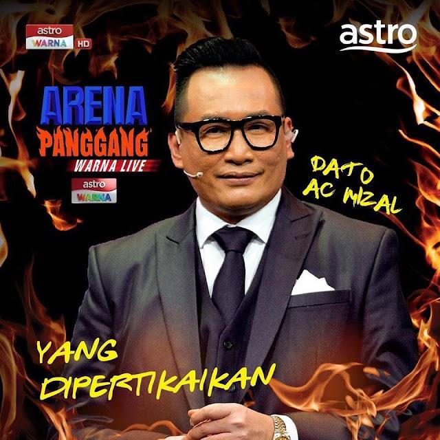 Arena Panggang Warna Live Episod 3 FULL