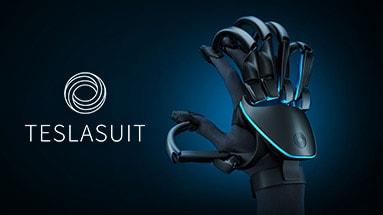 قفازات Teslasuit Glove