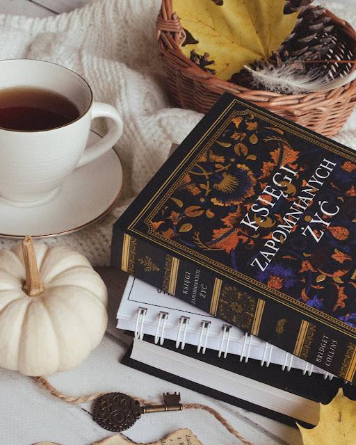 """#268 """"Księgi zapomnianych żyć"""" - Bridget Collins"""