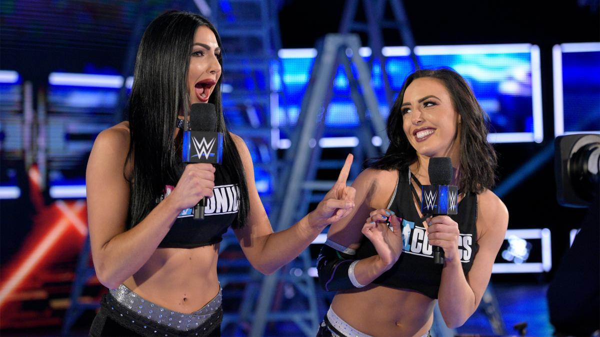 The IIconics anunciam seu retorno ao pro-wrestling